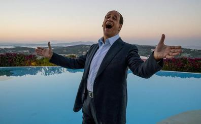 Sorrentino se ensaña con Silvio Berlusconi