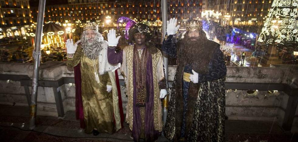 Escucha cómo suena la melodía exclusiva de la Cabalgata de Reyes de Valladolid
