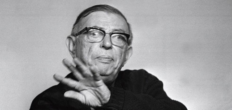 Cuando Sartre creyó en la Navidad