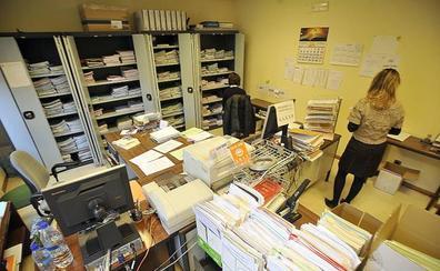 Los juzgados de Valladolid gastan una media de 20.778 folios diarios al tercer año del 'papel cero'
