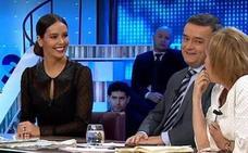 Cristina Pedroche se indigna por los comentarios sobre su modelo de Nochevieja en 'Espejo Público'