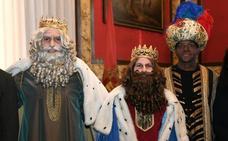 Los Reyes Magos ya están en Valladolid