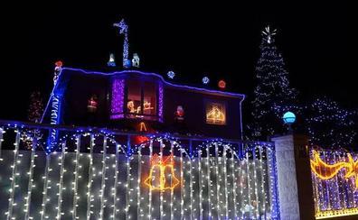 La casa de las luces de Aldeamayor de San Martín, en Valladolid, supera los 7.500 visitantes