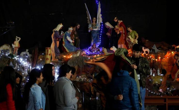 Santuario dedicado a los Reyes Magos en México