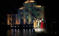 La ilusión llegó a la provincia de Valladolid por tierra, agua y aire