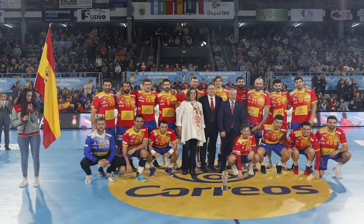 España 40 - 29 Bielorrusia