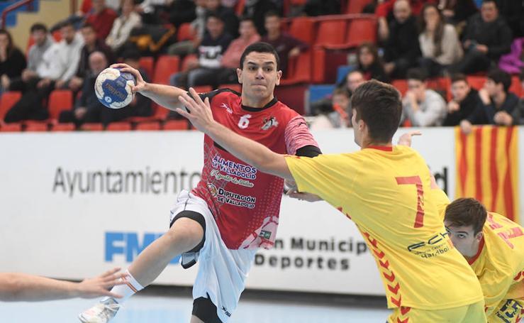 Campeonato de España de slecciones autonómicas en Valladolid