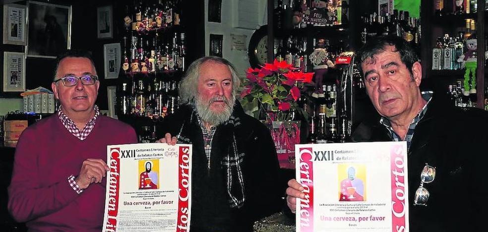 Premio para la literatura regada con cerveza