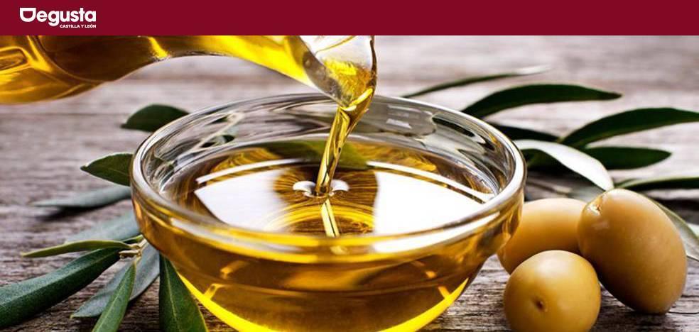 Aceite de oliva: sabor y color