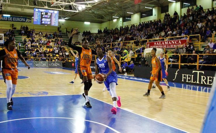 Avenida 69-59 Valencia Basket