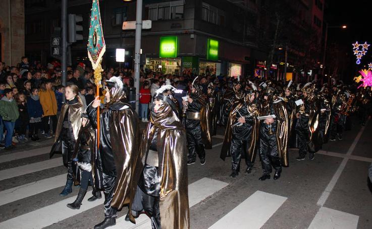 Cabalgata de Reyes en Salamanca (1/3)