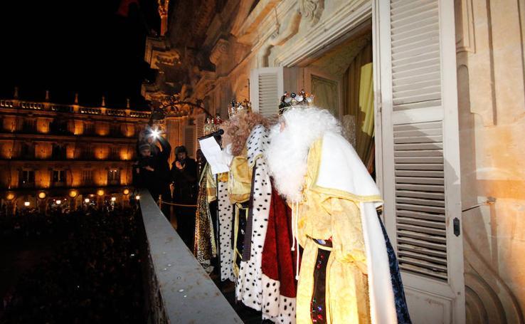 Cabalgata de Reyes en Salamanca (3/3)