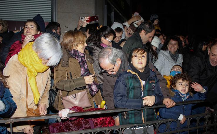 Cabalgata de Reyes en Salamanca (2/3)