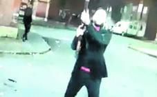 Investigan a un grupo de vecinos de Las Viudas, en Valladolid, por celebrar a tiros el fin de año