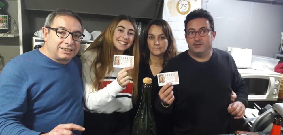 El 'Gordo' de El Niño deja 400.000 euros en Pinilla Trasmonte