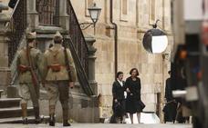 Los veteranos legionarios acusan a Amenábar de «mentir» para subvencionar su película sobre Unamuno