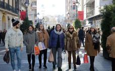 Las rebajas más optimistas se generalizan en Valladolid
