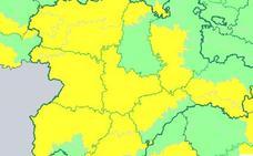 Valladolid, de nuevo en alerta por frío