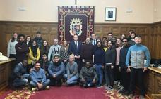 El campus de Palencia acoge a 33 alumnos de 20 países en un máster de gestión forestal