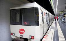 Aumentan a 12 los trabajadores del Metro de Barcelona afectados por amianto