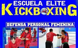 La Escuela de Kickboxing Élite organiza un curso gratuito de Defensa Personal Femenina y un taller contra el Bullying