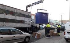 El reciclado de papel en Navidad alcanza las 388 toneladas en Valladolid, un 5,8% más