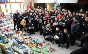 Cruz Roja Ávila repartió 1.728 juguetes entre 647 niños