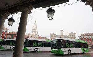 Auvasa incorpora a su flota seis nuevos autobuses híbridos eléctricos