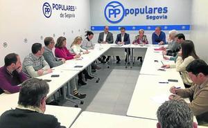 El PP de Segovia constituye su comité de campaña, que dirige José Mazarías