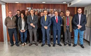 La Junta de Gobierno de ingenierosVA ya tiene nuevos miembros