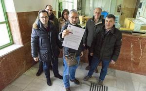 La Plataforma Soria Ya! manda un billete de tren a Ábalos para compruebe la precariedad del servicio
