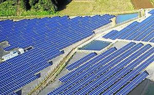 Grijota y Herrera contarán con una planta fotovoltaica en 2020
