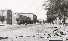 El barrio de Las Viudas en los años 70