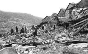 La tragedia de Ribadelago suma 60 años de olvido