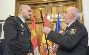 El policía que ganó el rosco de 'Pasapalabra' toma posesión como comisario de Salamanca