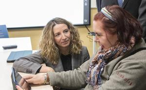 Alicia García fija en el empleo el camino a la inserción de las personas con discapacidad
