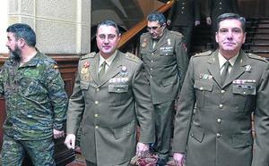 La Academia de Artillería admite que la «escasez» de la plantilla obliga a redoblar esfuerzos
