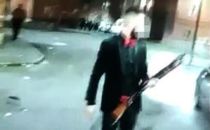 Detenidos los dos autores de los disparos en el barrio vallisoletano de Las Viudas
