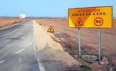 El PSOE de Escarabajosa de Cabezas aplaude la obra de reasfaltado de la carretera