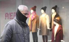 Jornada de intenso frío en Valladolid