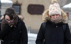 Castilla y León registra ocho de las diez temperaturas más bajas del país