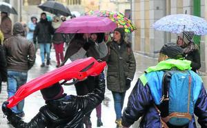 Segovia tuvo 155 días de lluvia en 2018, el segundo más húmedo en treinta años