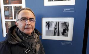 «Las estaciones de tren son un marco para la creatividad fotográfica»