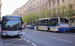 Capital y alfoz impulsan el primer proyecto de transporte metropolitano de la región