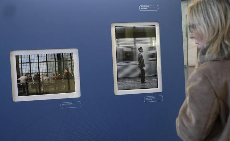 Exposición 'Caminos de Hierro' en Valladolid