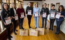 Entrega de premios del III Concurso Escaparates de Navidad Pueblos de Valladolid