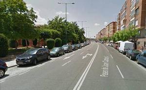Herida una mujer de 78 años atropellada por un turismo en el Paseo de Juan Carlos I de Valladolid