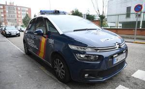 Detenido por robar en un quiosco de Valladolid tras intentar esconderse de la Policía