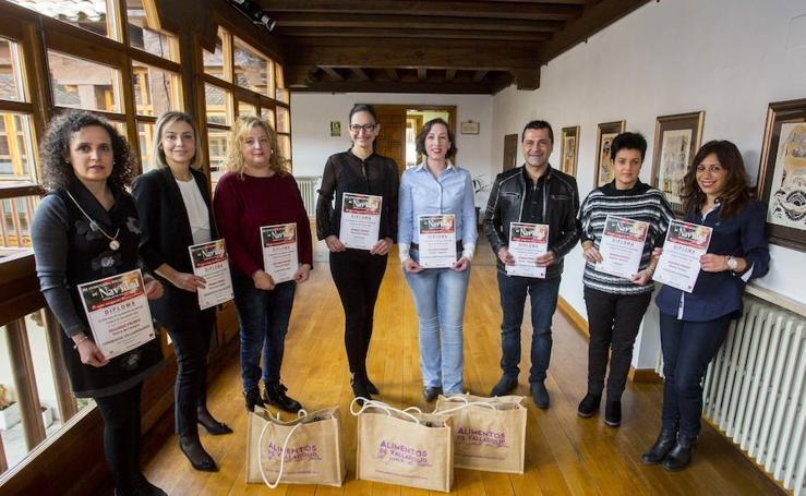 Entrega de premios a los mejores escaparates de Navidad de la provincia de Valladolid