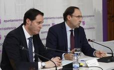 El alcalde de Palencia logra el apoyo de los concejales de Ganemos para los presupuestos